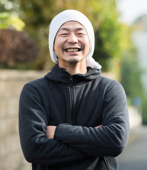 職人 菊川 勝也