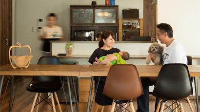 リノベーションという家づくりのあり方 イメージ